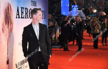 Editorial image of 'The Aeronauts' premiere, BFI London Film Festival, UK - 07 Oct 2019