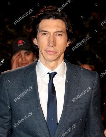Stock Image of Adam Driver