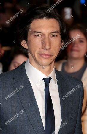 Stock Picture of Adam Driver