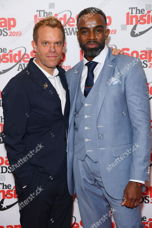 William Beck and Chucky Venn