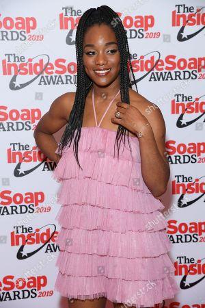 Stock Picture of Rachel Adedeji