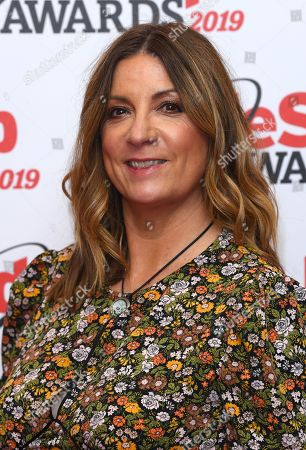 Editorial image of Inside Soap Awards, London, UK - 07 Oct 2019
