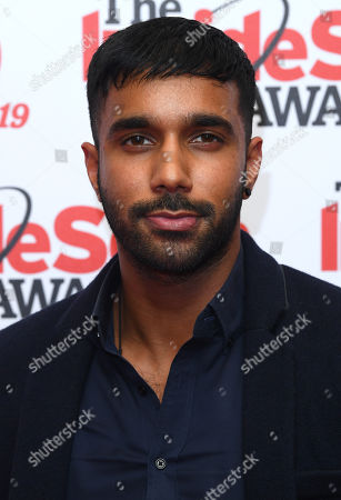 Stock Picture of Rishi Nair