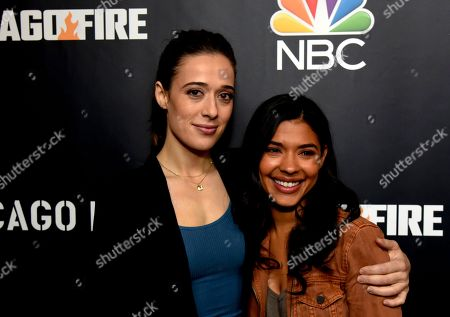Editorial picture of NBC Chicago Press Day, USA - 07 Oct 2019