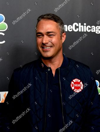 Stock Picture of Taylor Kinney