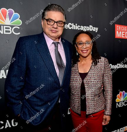 Editorial image of NBC Chicago Press Day, USA - 07 Oct 2019