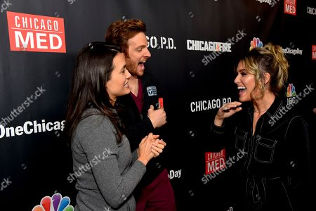 Editorial photo of NBC Chicago Press Day, USA - 07 Oct 2019