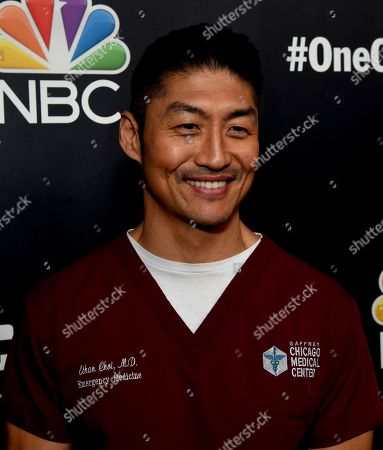 Stock Picture of Brian Tee