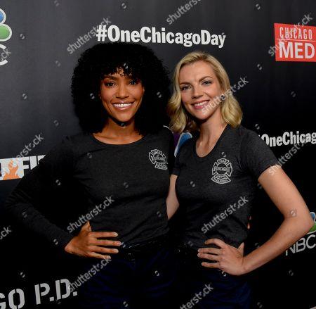 Annie Ilonzeh, and Kara Killmer