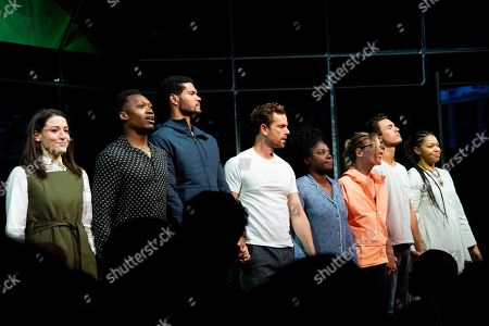 Editorial photo of 'Slave Play' opening night on Broadway, New York, USA - 06 Oct 2019