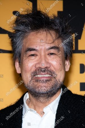 Stock Photo of David Henry Hwang