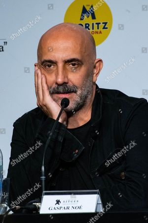 Editorial picture of 'Lux Aeterna' press conference, Sitges Film Festival Press Conference, Spain - 07 Oct 2019