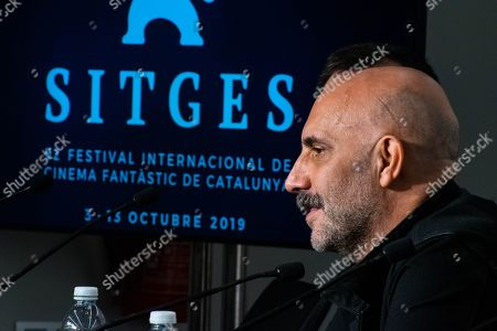 Editorial photo of 'Lux Aeterna' press conference, Sitges Film Festival Press Conference, Spain - 07 Oct 2019