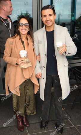 Editorial photo of 'Strictly Come Dancing: It Takes Two' celebrities leave hotel, London, UK - 05 Oct 2019