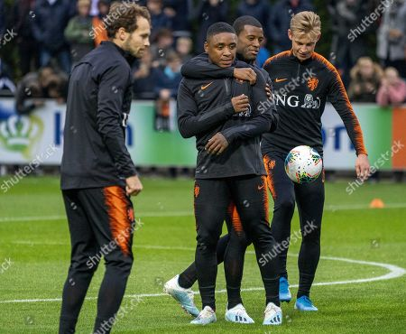 Editorial image of Netherlands training session, Zeist - 07 Oct 2019