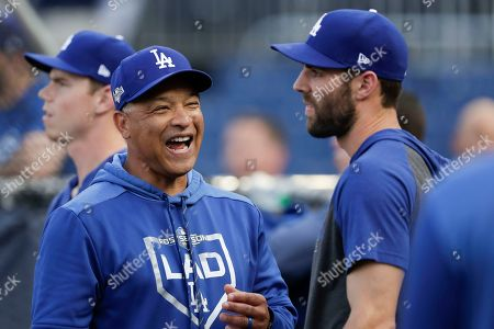 Editorial picture of NLDS Dodgers Nationals Baseball, Washington, USA - 07 Oct 2019