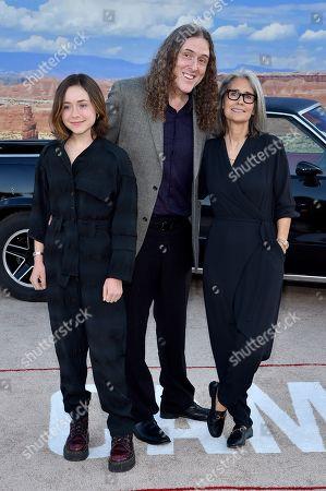 Nina Yankovic, Weird Al Yankovic and Suzanne Yankovic
