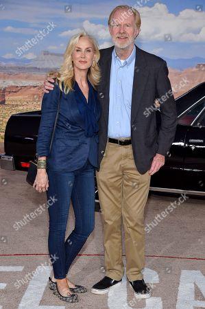 Rachelle Carson and Ed Begley Jnr.