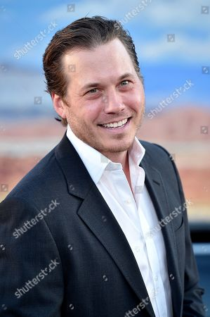 Stock Image of Scott MacArthur