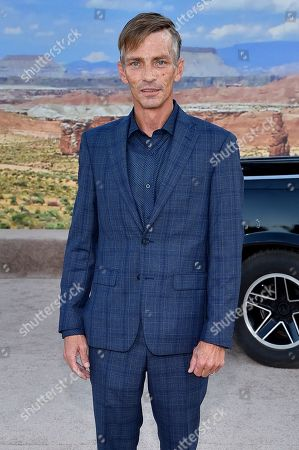 Editorial photo of 'El Camino: A Breaking Bad Movie' film premiere, Arrivals, Regency Village Theatre, Los Angeles, USA - 07 Oct 2019