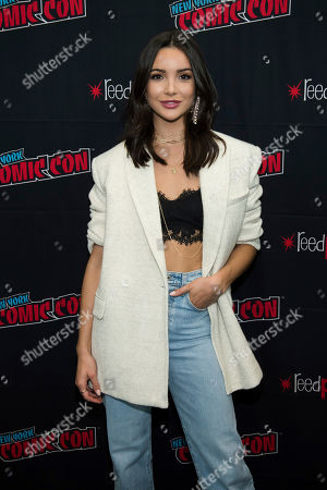 Editorial picture of 2019 Comic Con - Day 4, New York, USA - 06 Oct 2019