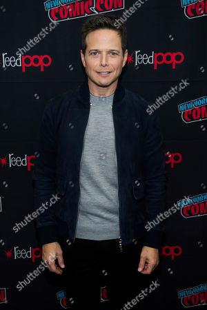 Editorial photo of 2019 Comic Con - Day 4, New York, USA - 06 Oct 2019