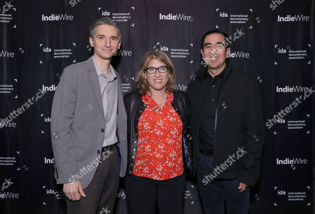 Tim Grierson, Director Lauren Greenfield and Andy Bautista