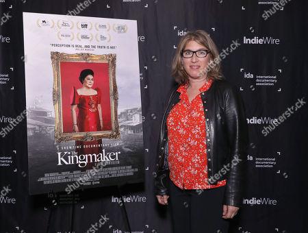Director Lauren Greenfield