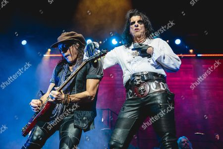 Ryan Roxie and Alice Cooper - Alice Cooper