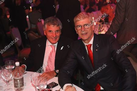Editorial photo of Legends of Football, Grosvenor House, London, UK - 07 Oct 2019