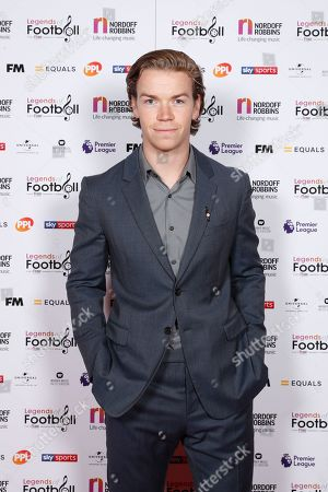 Stock Picture of Will Poulter
