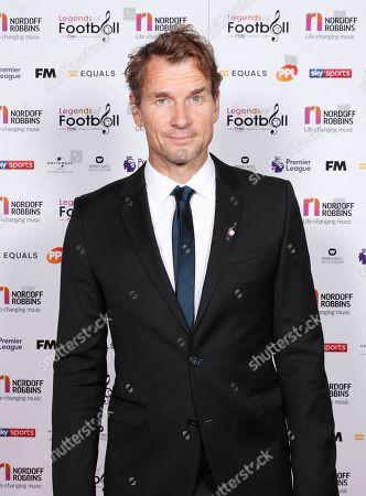 Editorial image of Legends of Football, Grosvenor House, London, UK - 07 Oct 2019