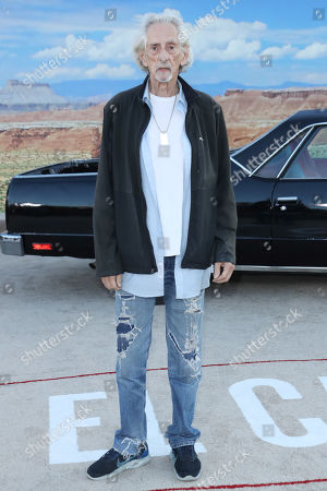 Stock Picture of Larry Hankin
