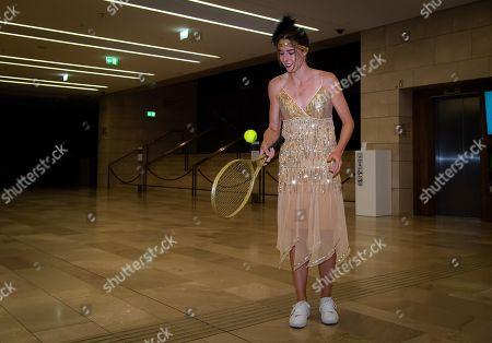 Editorial photo of Linz Open tennis tournament party, Austria - 07 Oct 2019