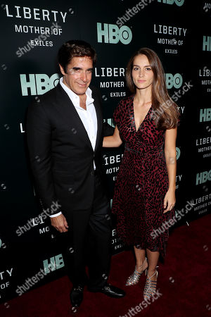 Editorial image of World Premiere of HBO Documentary Films 'Liberty: Mother of Exiles' - After Party Held at Lincoln Ristorante, New York, USA - 07 Oct 2019