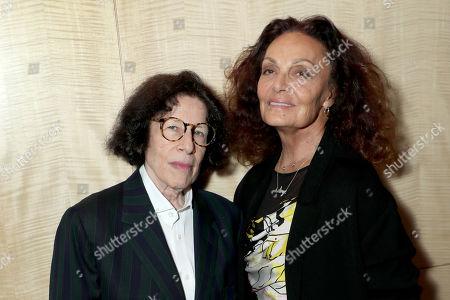 Fran Lebowitz, Diane von Furstenberg (Exec. Producer)