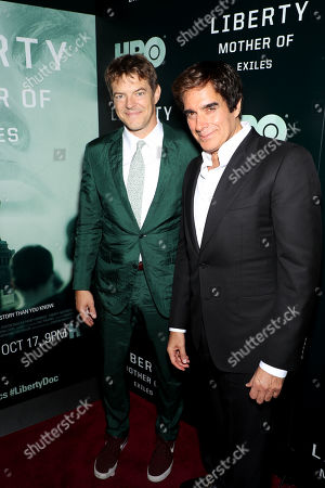 Jason Blum, David Copperfield