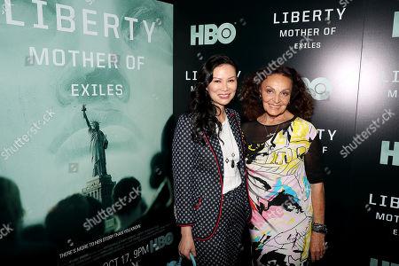 Wendi Deng Murdoch, Diane von Furstenberg (Exec. Producer)