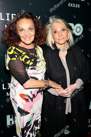 Diane von Furstenberg (Exec. Producer), Sheila Nevins (Exec. Producer)