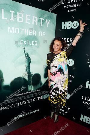 Diane von Furstenberg (Exec. Producer)