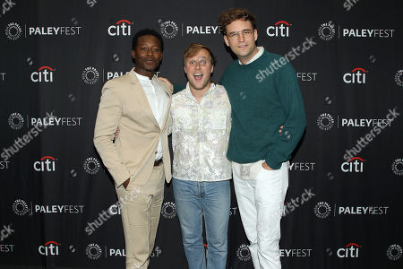 Editorial picture of 'Paleyfest NY: Search Party', New York, USA - 07 Oct 2019