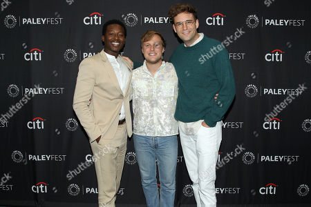 Editorial photo of 'Paleyfest NY: Search Party', New York, USA - 07 Oct 2019