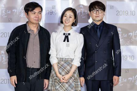 Editorial photo of 'Remarriage Skills' film premiere, Seoul, South Korea - 07 Oct 2019