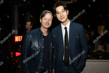Editorial picture of NEON's 'PARASITE' premiere, Afterparty, 57th New York Film Festival, USA - 08 Oct 2019