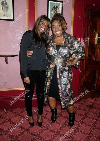 June Sarpong and Chizzy Akudolu