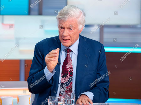 Stock Picture of Geoffrey Robertson