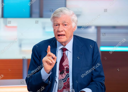 Editorial picture of 'Good Morning Britain' TV show, London, UK - 08 Oct 2019