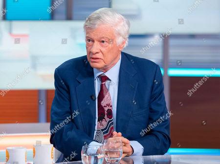 Editorial image of 'Good Morning Britain' TV show, London, UK - 08 Oct 2019