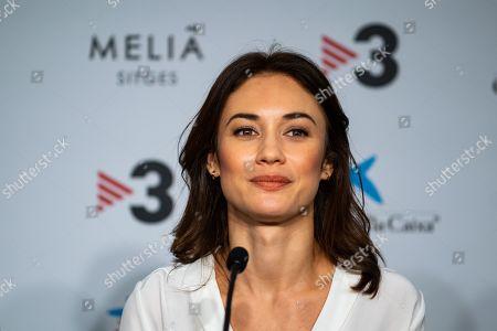Stock Picture of Olga Kurylenko