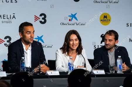Editorial photo of 'The Room' press conference at the Sitges Film Festival, Spain - 07 Oct 2019